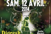 Affiche Fest-Noz 2014