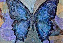 Sharon Blair: Original Mixed Media Art Gallery 2