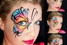 The Art of Facepainting