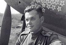 Soviet airplanes WWII