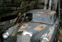 Cars 'laid to rest'