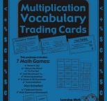 Multiplication Trading Cards / by Buysellteach