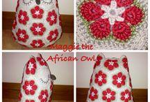 African flower