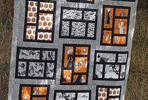 Halloween / halloween themed quilts and things / by daisy and jack