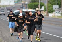 Law Enforcement Torch Run / The Torch Run is a fundraiser that has raised millions of dollars worldwide for Special Olympics. Utah's Law Enforcement officers raise roughly $100,000 for Special Olympics Utah athletes annually through LETR.