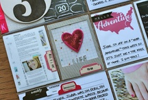 Project Life Love Themed Cards / by Colleen Hollis 2tinytreasures