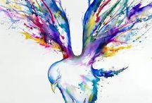 inspirações para pintura