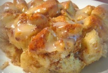 Cinnamon roll breakfast / by Connie Burgdorf