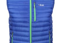 Winter Gear Ideas / A selection of base layers, mid layers and insulation ideal for cold weather use!