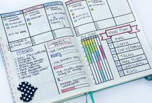 Bullit journaling