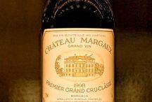 etichette vini e vini