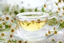 Chamomile Tea Benefits - Babies And Child With Colic