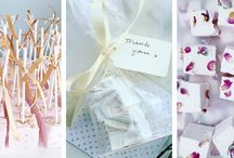 Wedding favours / All things sweet for your wedding