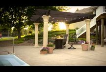 Outdoor Living Videos / Fire Pit, Pergola, and Outdoor Furniture Videos