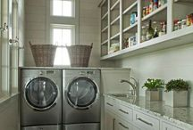 laundry room / by April W