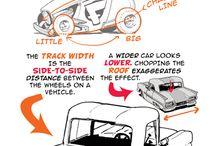 referencias: vehiculos terrestres