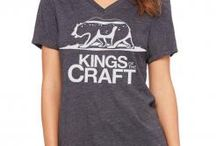 Kings of the Craft Official Gear