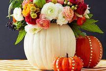 Halloween Flowers and Weddings