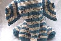 Peluche crochet