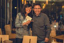 Café de Libertad Financiera en Puebla / El 21 de Febrero me reuní en un café de la ciudad de Puebla con algunos seguidores y lectores... este fue el resultado...