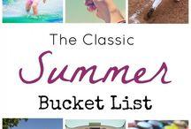 Seasonal Bucket List: kids / by Mary Harvey