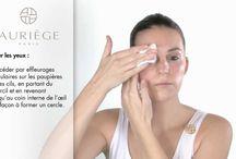 Les bases du soin visage / Une sélection de vidéos pour connaitre les meilleurs gestes beauté !!   Ces gestes s'effectuent avec n'importe quels types de cosmétiques du moment qu'ils sont adaptés à votre peau !!   Pour plus d'infos : http://www.lappartdesarah.fr/