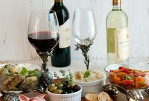 Taste - Antipasto, Wine table