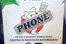 Phone Busters / Riparazioni dispositivi elettronici.. In OZ e Nello show room Falpe siamo centro di raccolta autorizzato!