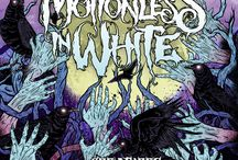 Motionless In White  / by Bella Frazier