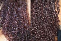 Natural Hair / Tips and ideas for natural hair