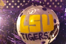 LSU / by Estelle Cater