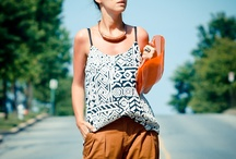 fashion blogger sphere / styles that simply adore from fashion bloggers and street fashion photography / by Stacey Hong
