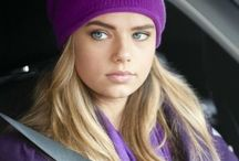 Elena Andrina Summers / | Sister of Arielle | Ava: Indiana Evans