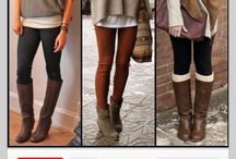 Winnter Outfits / Modelos para el frio inviernoo