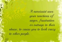 Dealing with a Narcissist/Sociopath