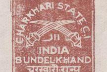 India - Charkhri Stamps