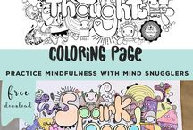 Mindful Kids Print Outs