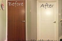 diy internal door upgrade your