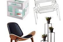 inredningsstil Bauhaus