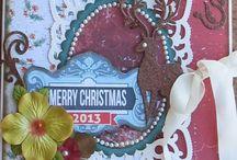Christmas December Daily Albums