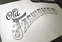 Typography / by Heather D