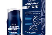 Gama Gerovital H3 MEN / O gama completa de ingrijire dedicata barbatilor: http://www.farmec.ro/produse/criterii-510-gerovital-h3-men/1.html