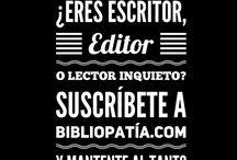 Bibliopatía / Periódico para los profesionales del libro y la lectura.