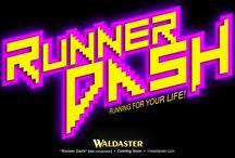 █ Runner Dash / 8bit conversion by Waldaster