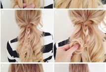 Hair Stile for 5 min