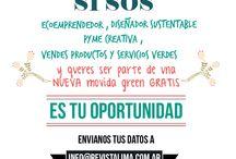 CONVOCATORIA / Convocatoria GRATUITA para emprendedores VERDES