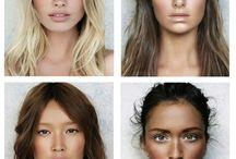 Fresh Faced / Gorgeous fresh looking makeup.