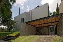 Casas Conceito - Casa Jacarandas by Hernandez Silva Arquitectos
