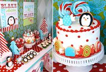 Party Ideas/Bday food/snacks/decor / by Andrea Gilliam