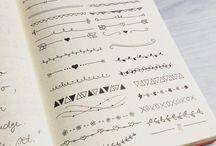 doodle & journal
